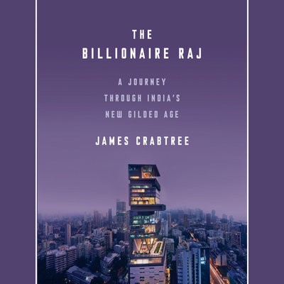The Billionaire Raj cover by James Crabtree